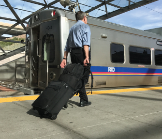 RTD passenger experience study